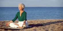 Digital senioryoga för ökat välmående bland äldre
