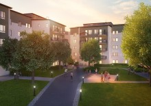 Projektgaranti sköter produktionsledning åt HSB Bostad