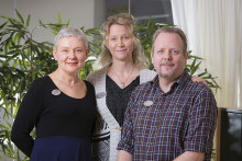 Råd och stöd till vuxna personer med flerfunktionsnedsättning, deras anhöriga och personal