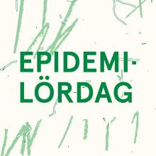 Konstrik och kulturspäckad Epidemilördag i april