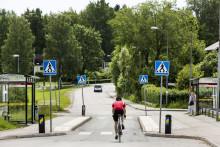 Ny trafiksäkerhetsplan för Huddinge kommun