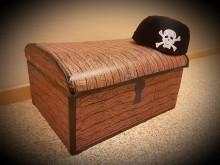 Piratdag på biblioteket