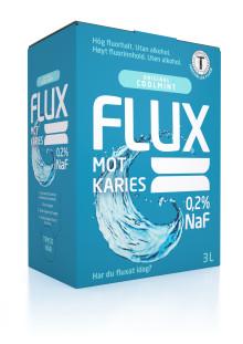 Nyhet! Nu kan du få Flux bag-in-box hos din tandläkare