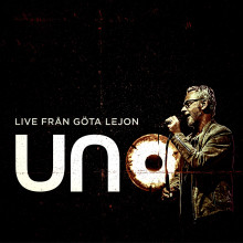"""Uno Svenningsson """"Live från Göta Lejon"""" - idag släpps nya skivan!"""