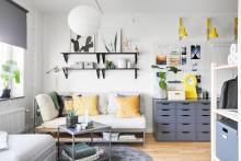 Nu erbjuder Ikano Bostad färdiginredda lägenheter