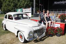 Familjen Persson har Sveriges Snyggaste Bil