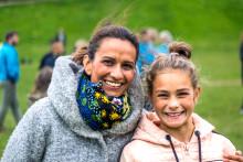 Folkfest på hållbara områdesfestivalen EAST