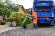 Lilleskog och delar av Sunnersberg blir testområden för ny avfallsinsamling i Lidköping