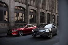 Nya Mazda6 får ytterligare 5 stjärnor i Euro NCAP