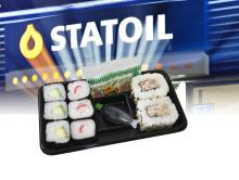 Statoil sætter sushi på menuen