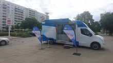 Beratungsmobil der Unabhängigen Patientenberatung kommt am 24. Januar nach Schwedt (Oder).