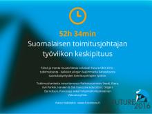 Millainen on suomalainen toimitusjohtaja?