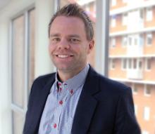 Joel Davidsson ny affärsutvecklare på Science Park
