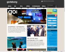 Göteborg har bästa turistwebben
