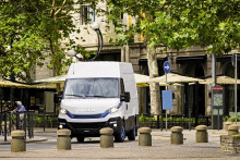 IVECO Daily Blue Power on International Van of the Year 2018 -voittaja