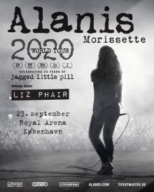 Alanis Morissette kommer til Royal Arena 23. september