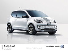 GROOVE up! AND ROCK up!: SERIOUSLY SOUND SMALL CARS FROM VOLKSWAGEN