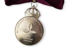 SLU:s förtjänstmedaljer 2017 till Myrdal, Waldenström och Röös
