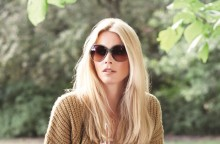 Nu lanseras Claudia Schiffer by Rodenstock!