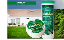 Låt inte myrorna bli ett problem - använd MotMyra från GreenLine
