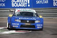 Dacia Dealer Team siktar på önskerepris och Q2 i Falkenberg