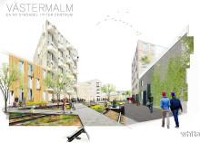 Samhällsbyggnad vill flytta till Åhlénshuset