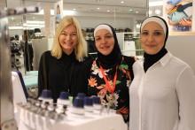 Yalla Hjällbo i samarbete med H&M för hållbar sysselsättning