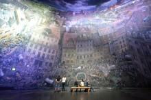 Geschichte erleben: asisi Panometer Leipzig beeindruckt mit dem weltgrößten 360°-Panorama
