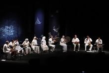 Kamkars Ensemble - ett av Irans mest välkända band på återbesök