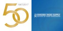 Swedish Radio Supply firar 50 år!