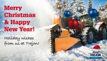 Christmas Greetings from Trejon