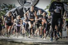 4.000 löpare i Tough Viking Djurgården Stockholm