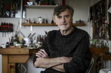 Lars Håkansson, silversmed och formgivare får Region Skånes kulturpris 2016