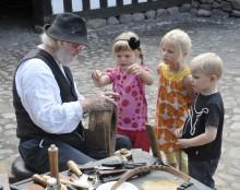 Nu åbner Frilandsmuseet og Brede Værk
