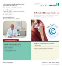 Flyer: EndoProthetikZentrum Plau am See