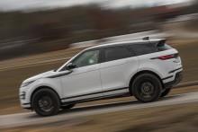 Vassa priser för nya Range Rover Evoque