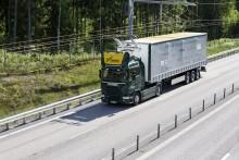 Verdens første projekt med elektrificerede veje og eldrevne lastbiler