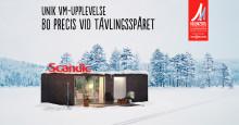 Scandic och Tradera auktionerar ut unik hotellupplevelse under Skid-VM till förmån för Min Stora Dag