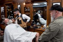 Han är Östkustens bästa barberare!