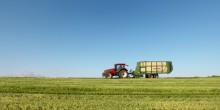 Energieffektivt lantbruk i fokus