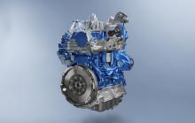 Ny Ford Transit og Transit Custom får mer ytelser og lavere kostnader med avansert ny Ford EcoBlue-motor
