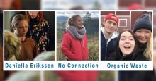 Tre unga entreprenörer delar på 150 000 kr