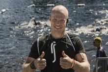 Vansbro Triathlon för åttonde gången