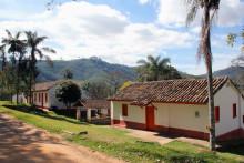 Hvordan bor kaffeplukkere i Brasil?