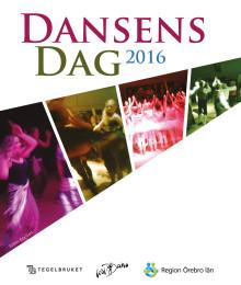 Välkommen att fira dansens dag!