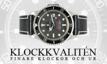 Unik Rolex Sea-Dweller auktioneras ut på Kaplans Klockkvalité!