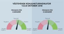 Höstsäsong- men fortsatt högtryck i Västsverige