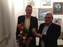 Bengt Karlöf utsedd till hedersmedlem i Sveriges Managementkonsulter (SAMC)