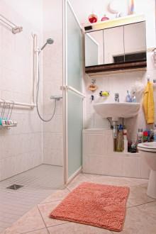 Barrierefreies Wohnen 2017: die bodengleiche Dusche, schon ab Pflegegrad 1