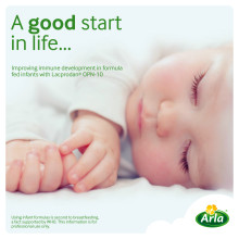 A good start in life....